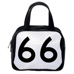 U.S. Route 66 Classic Handbags (One Side)