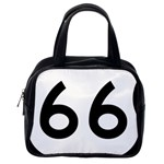 U.S. Route 66 Classic Handbags (One Side) Front