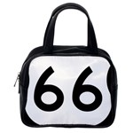 U.S. Route 66 Classic Handbags (2 Sides) Back