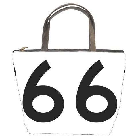 U.S. Route 66 Bucket Bags
