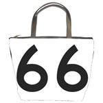 U.S. Route 66 Bucket Bags Front