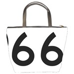U.S. Route 66 Bucket Bags Back