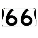 U.S. Route 66 Pencil Cases Front