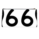 U.S. Route 66 Pencil Cases Back