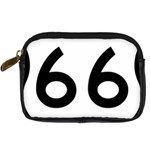 U.S. Route 66 Digital Camera Cases Front