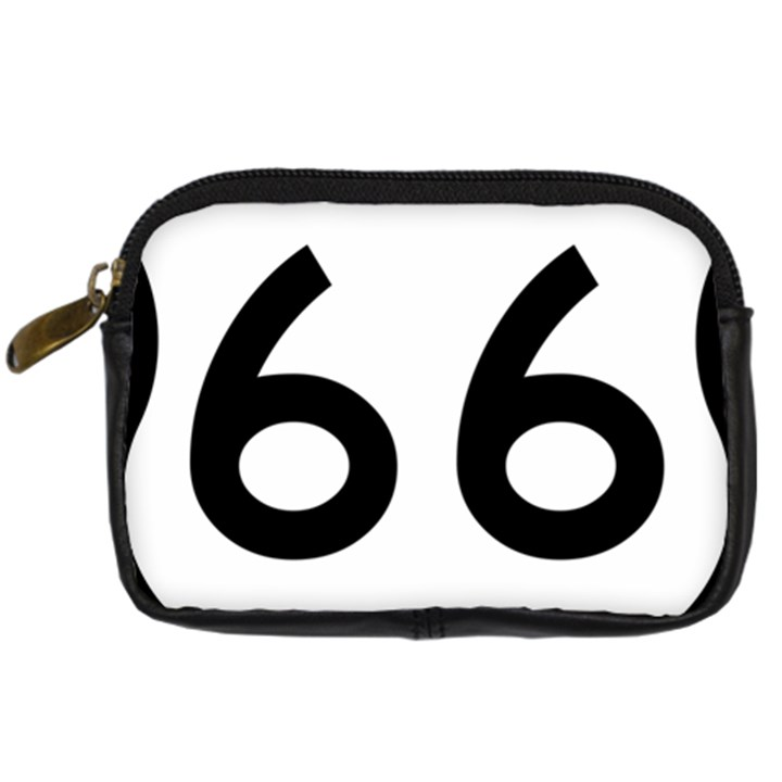 U.S. Route 66 Digital Camera Cases