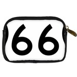 U.S. Route 66 Digital Camera Cases Back