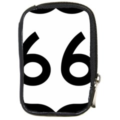 U.S. Route 66 Compact Camera Cases