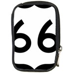 U.S. Route 66 Compact Camera Cases Front