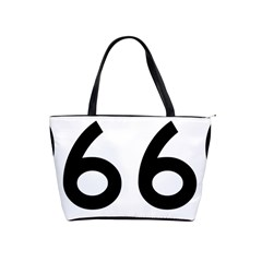 U.S. Route 66 Shoulder Handbags