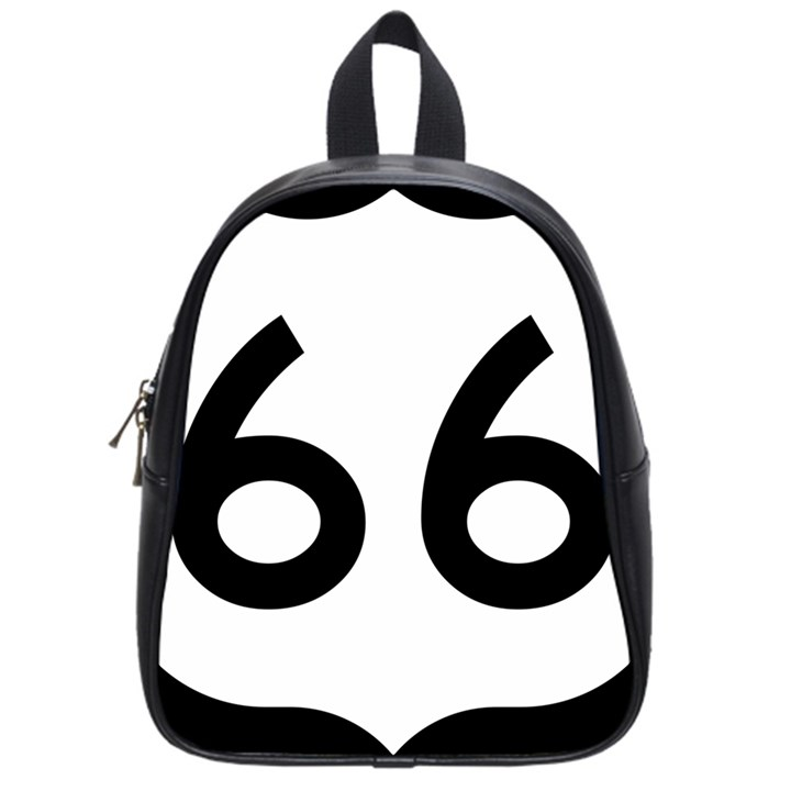 U.S. Route 66 School Bags (Small)