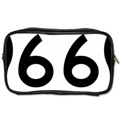U.S. Route 66 Toiletries Bags