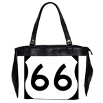 U.S. Route 66 Office Handbags (2 Sides)  Front