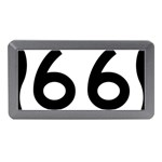 U.S. Route 66 Memory Card Reader (Mini) Front