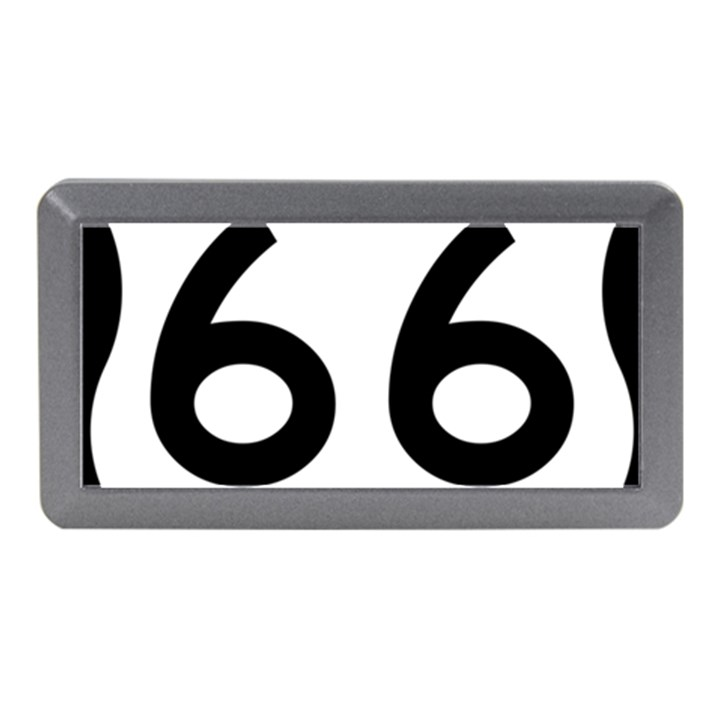 U.S. Route 66 Memory Card Reader (Mini)