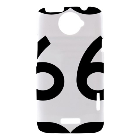 U.S. Route 66 HTC One X Hardshell Case