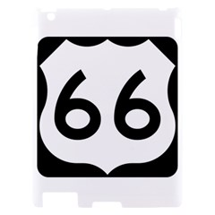 U.S. Route 66 Apple iPad 2 Hardshell Case