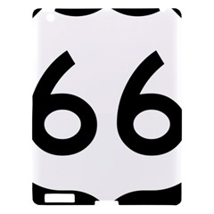 U.S. Route 66 Apple iPad 3/4 Hardshell Case