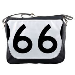 U.S. Route 66 Messenger Bags