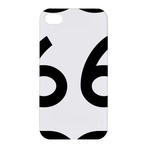 U.S. Route 66 Apple iPhone 4/4S Premium Hardshell Case
