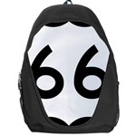 U.S. Route 66 Backpack Bag Front