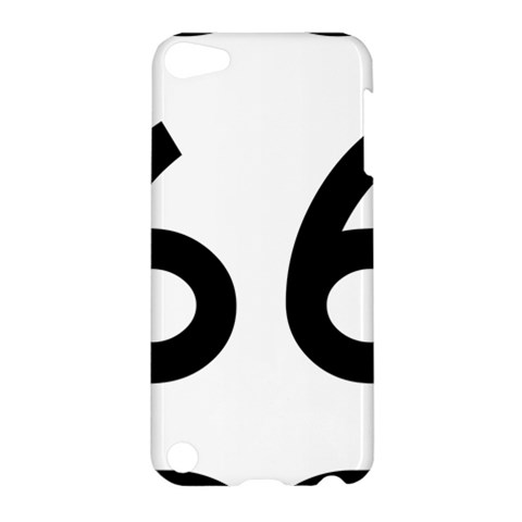 U.S. Route 66 Apple iPod Touch 5 Hardshell Case
