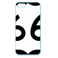 U S  Route 66 Apple Seamless Iphone 5 Case (color)