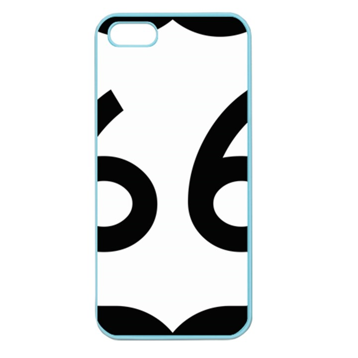 U.S. Route 66 Apple Seamless iPhone 5 Case (Color)