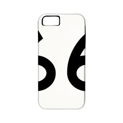U.S. Route 66 Apple iPhone 5 Classic Hardshell Case (PC+Silicone)