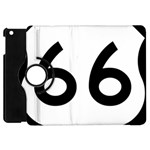 U.S. Route 66 Apple iPad Mini Flip 360 Case Front