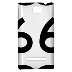 U.S. Route 66 HTC 8S Hardshell Case