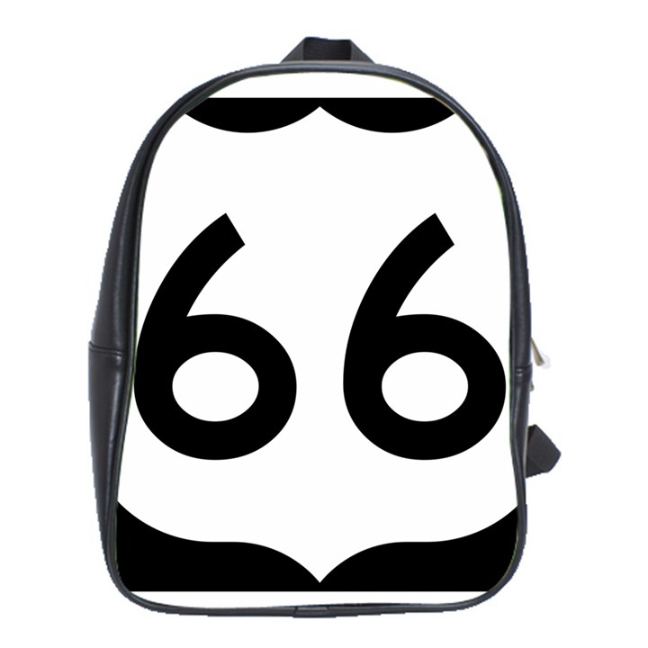 U.S. Route 66 School Bags (XL)