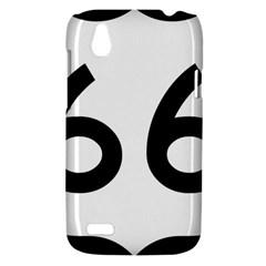 U.S. Route 66 HTC Desire V (T328W) Hardshell Case