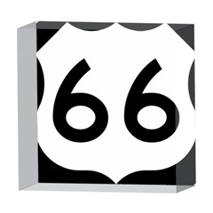 U.S. Route 66 5  x 5  Acrylic Photo Blocks