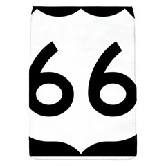 U.S. Route 66 Flap Covers (S)
