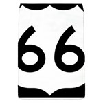 U.S. Route 66 Flap Covers (S)  Front