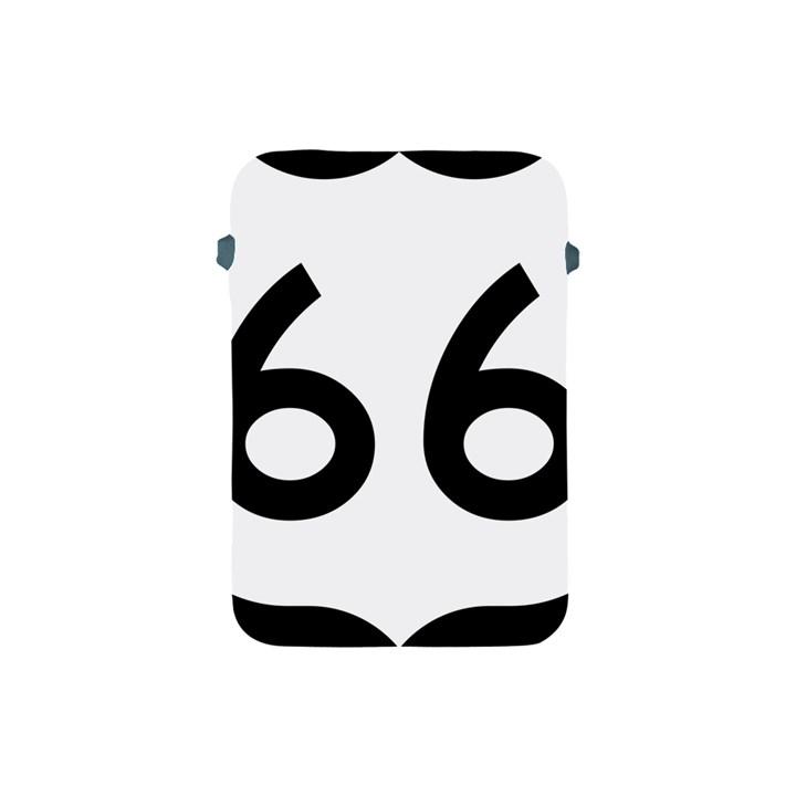 U.S. Route 66 Apple iPad Mini Protective Soft Cases
