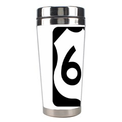 U S  Route 66 Stainless Steel Travel Tumblers