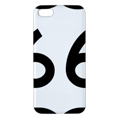 U.S. Route 66 iPhone 5S/ SE Premium Hardshell Case
