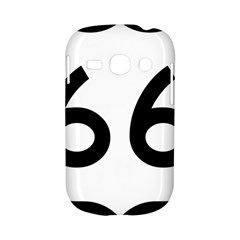 U.S. Route 66 Samsung Galaxy S6810 Hardshell Case