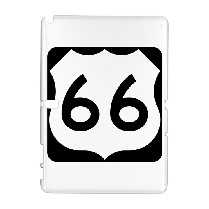 U.S. Route 66 Samsung Galaxy Note 10.1 (P600) Hardshell Case