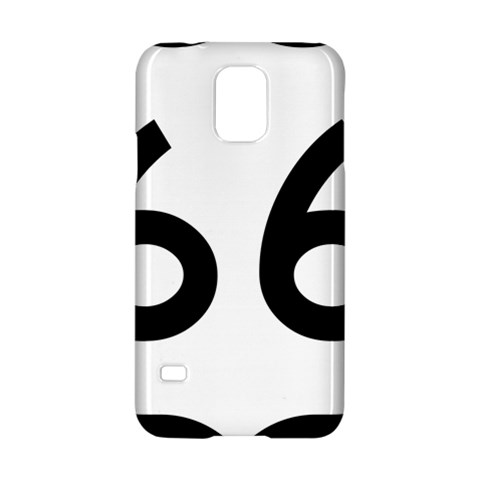 U.S. Route 66 Samsung Galaxy S5 Hardshell Case