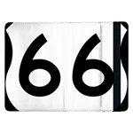 U.S. Route 66 Samsung Galaxy Tab Pro 12.2  Flip Case Front