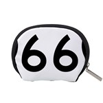 U.S. Route 66 Accessory Pouches (Small)  Back