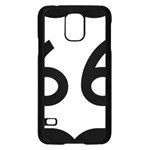 U.S. Route 66 Samsung Galaxy S5 Case (Black) Front