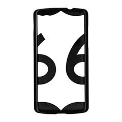 U.S. Route 66 Nexus 5 Case (Black)