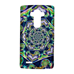 Power Spiral Polygon Blue Green White Lg G4 Hardshell Case