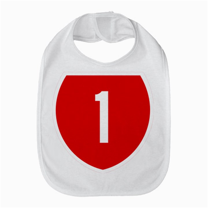 New Zealand State Highway 1 Bib