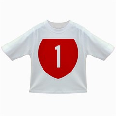 New Zealand State Highway 1 Infant/toddler T Shirts