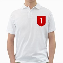 New Zealand State Highway 1 Golf Shirts